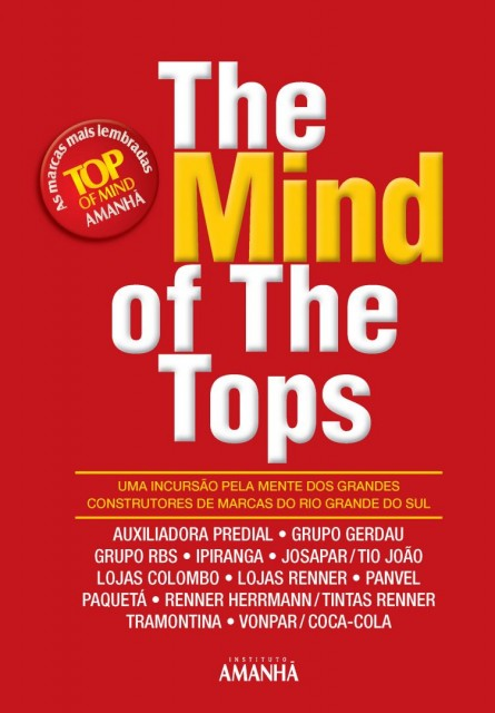 Livro The Mind of the Tops RS